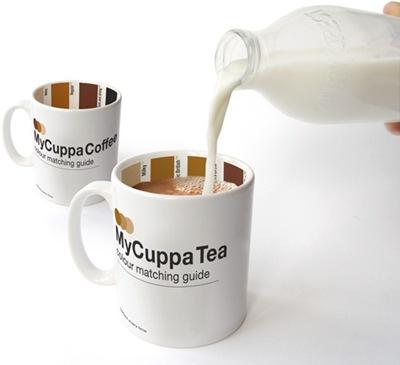 MyCuppa Tea/Coffee