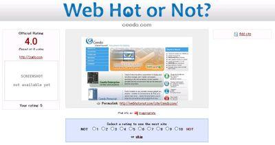 Webhotornot